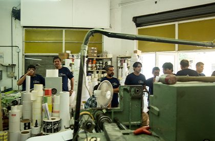 Cooperativa Graficarte - Fundación La Base