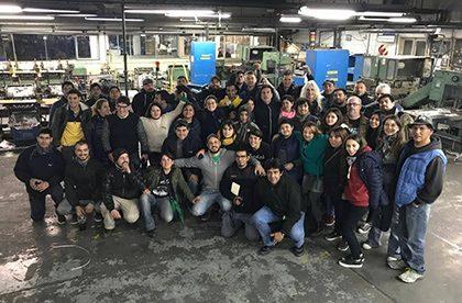 Cooperativa Madygraf - Fundación La Base