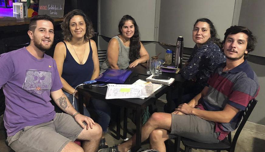 Encuentro con Asociación Civil Impulsar en Rosario