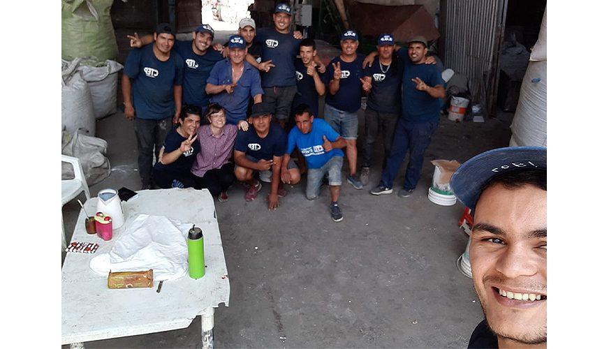 Cooperativa RGP - Fundación La Base