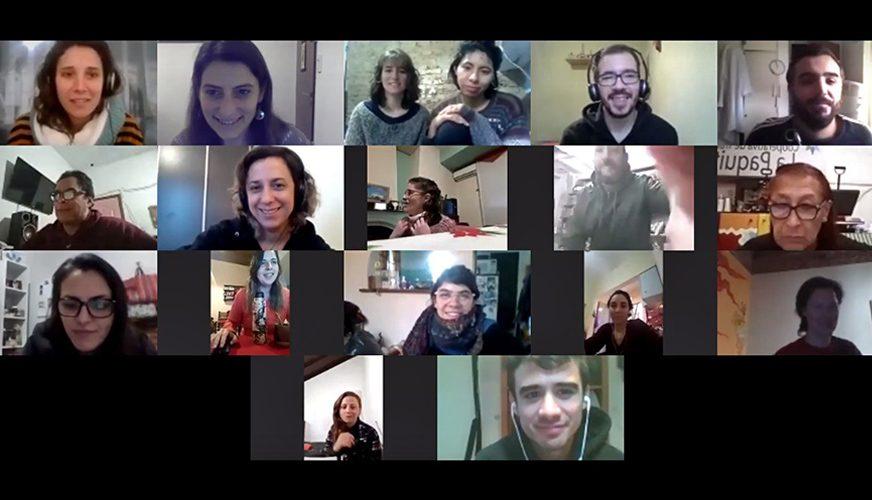 Seminario Virtual en Comunicación - Fundación La Base