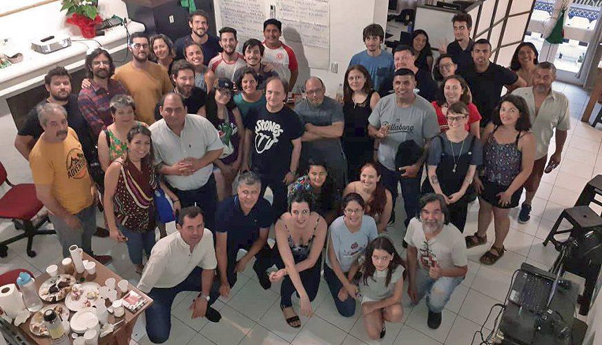 Celebración de nuestros 15 años junto a cooperativistas - Fundación La Base