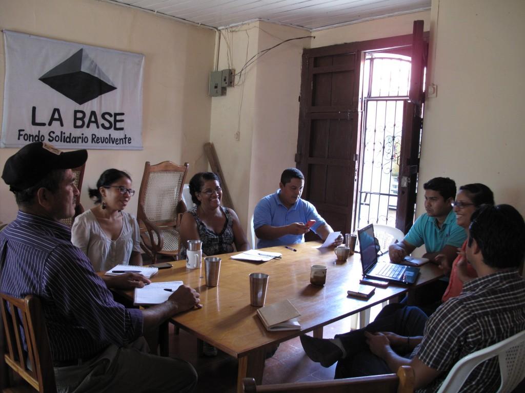 Junta de Asesoría Nicaragua